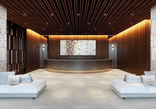 一張含有 室內, 天花板, 建築物, 石頭 的圖片自動產生的描述